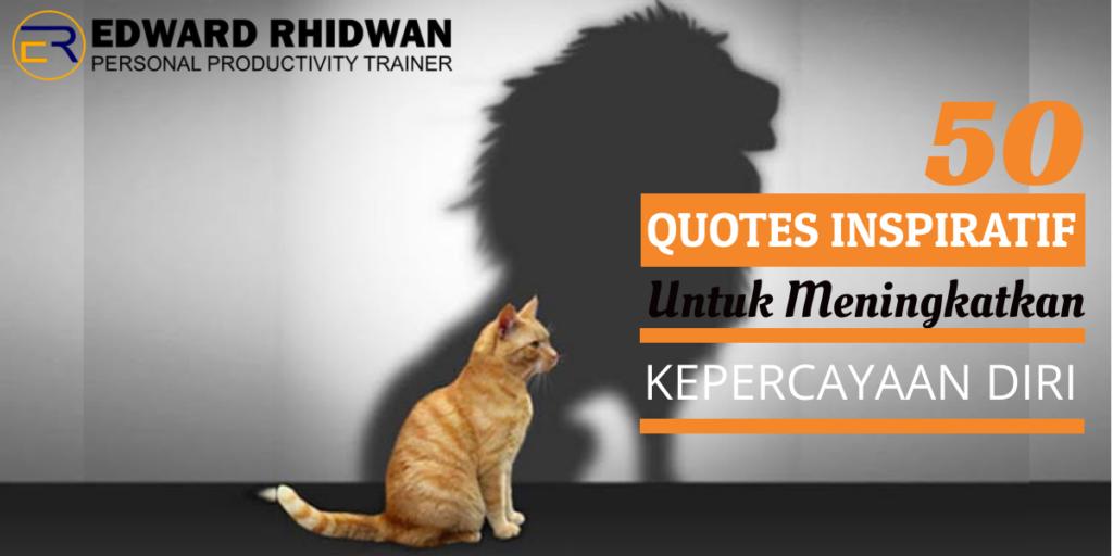 quotes percaya diri