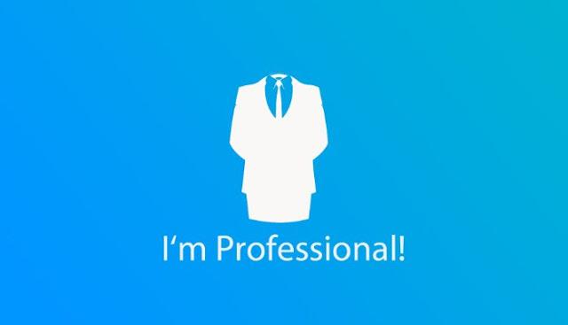 sikap profesional