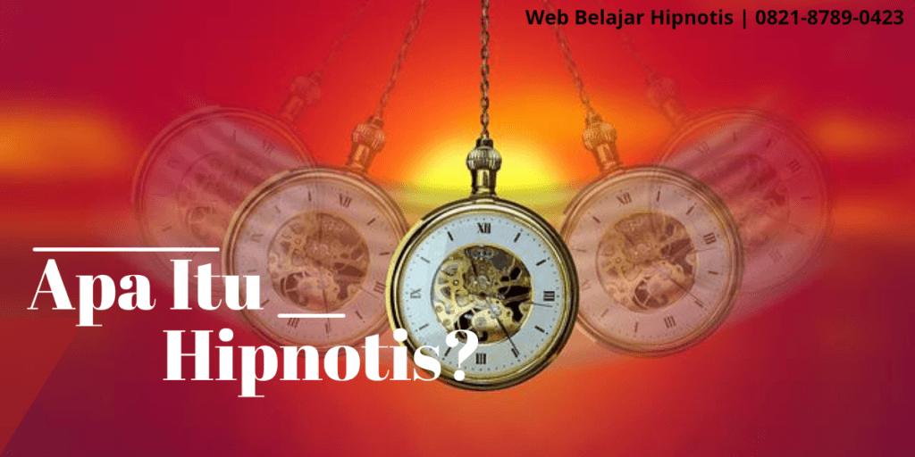 apa itu hipnotis