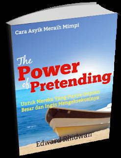 Ebook The Power of Pretending - Edward Rhidwan