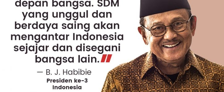 Memupuk SDM Yang Unggul. Menuai Indonesia Produktif.