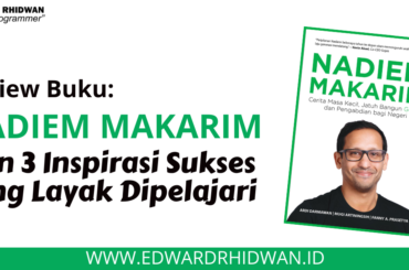Review Buku Nadiem Makarim