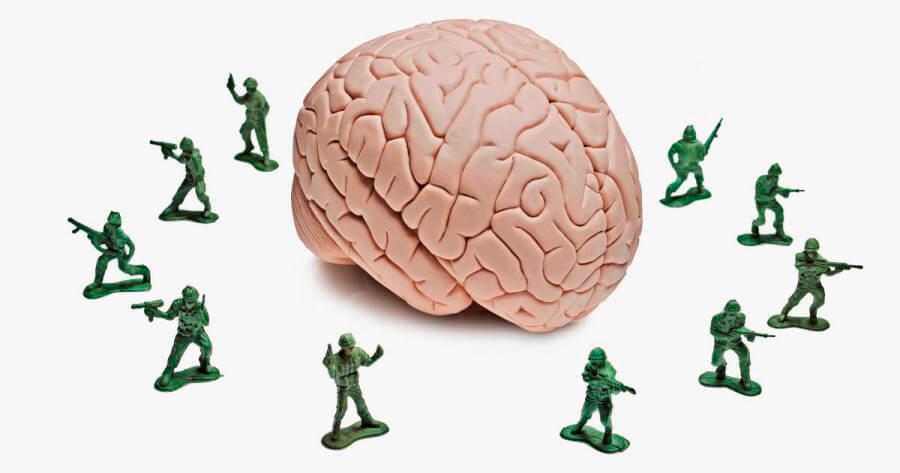 amankan otak dari bahaya