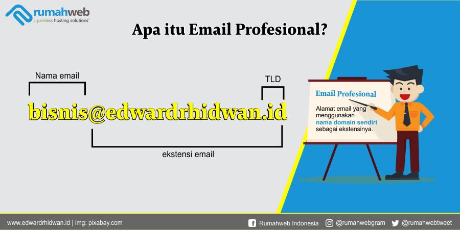 Apa itu email profesional