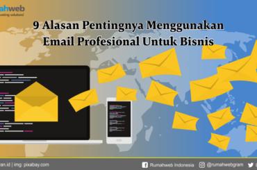 9 Alasan Menggunakan Email Profesional Untuk Bisnis 33